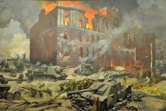 俄解密二戰柏林戰役檔案文件
