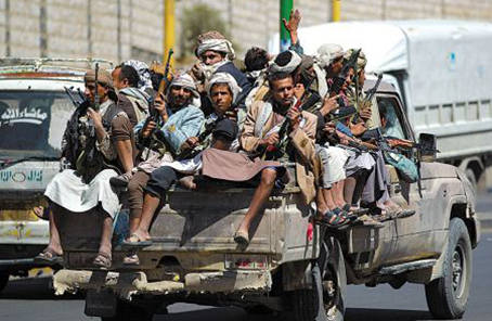 也門西北部民居遭空襲致8名平民死傷