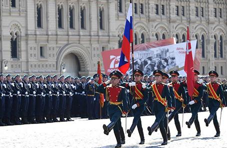 俄羅斯舉行紀念衛國戰爭勝利75周年閱兵式有啥戰略考量