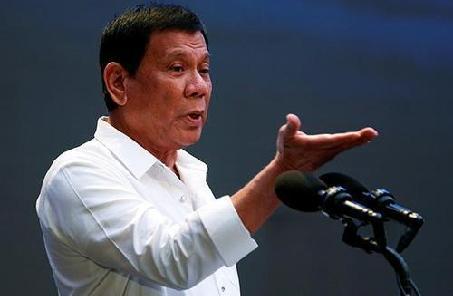 菲律賓總統簽署新反恐法強化打擊恐怖主義力度