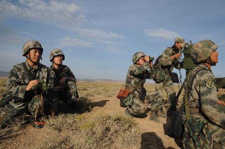 陸軍某師依托數據提升訓練質效