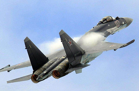 俄空天軍現代化武器裝備率超過70%
