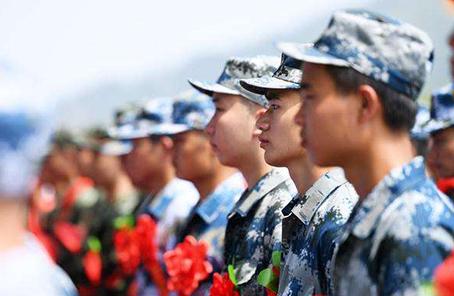 盤錦軍地舉辦專場招聘會服務退役士兵就業