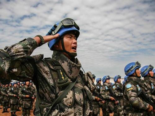聯黎部隊司令高度讚揚中國赴黎維和醫療分隊